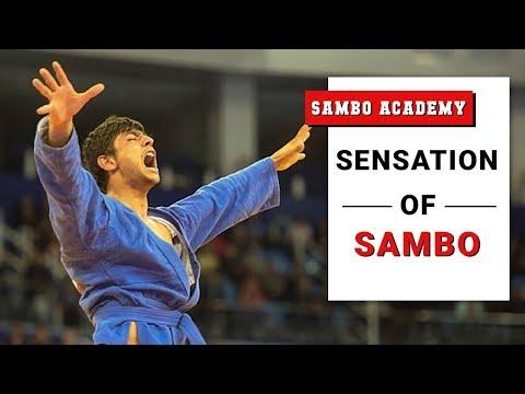 Sensation in the sambo world within last 45 years. Tajik Behruz Khojazoda becomes world champion