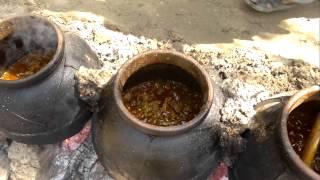 Delicious Pakistani katwa