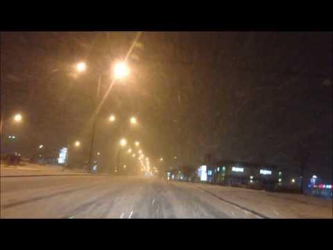 Toronto - First Snow 2013  by Chennai Local Gangsta