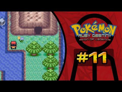 ★ Guia Pokémon Ruby Destiny Reign of Legends Parte 11 - Narrada en español ★