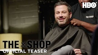 'Jimmy Kimmel Breaking Barriers'  Ep. 3 Teaser ft. LeBron, Mary J. Blige & More | The Shop | HBO