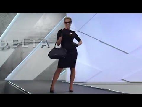 Delta Debuts New Zac Posen Uniforms