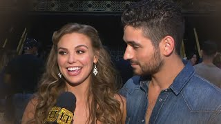 Dancing With the Stars: Hannah Brown Reveals Her New Life Is Challenging (Exclusive)