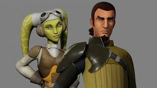 Star Wars Rebels - Dave Filoni, Freddie Prinze Jr., Vanessa Marshall Interview - Comic Con 2014