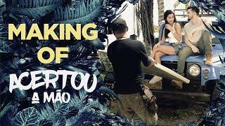 Luan Santana - Making Of Acertou A Mão