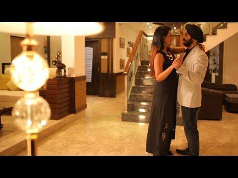 Newest Pre Wedding Shoot|Rickle & Heer|Story Line Concept| Punjabi Songs Mashup|