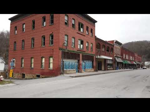 Bramwell, West Virginia   Home Of The Millionaires