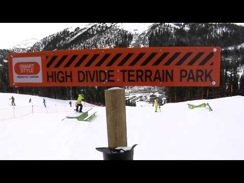 Arapahoe Basin: Great snow, terrain park and... Oysters!?