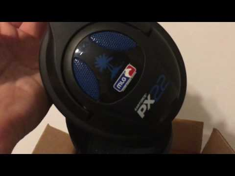 Turtle Beach PX22 Unboxing Review And Mic Test