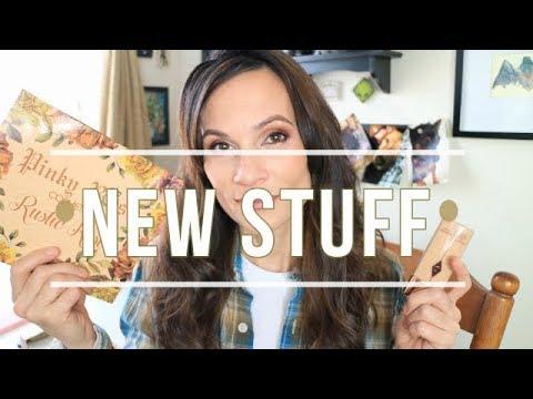 TA DA! NEW STUFF & PRODUCT REVIEWS!!
