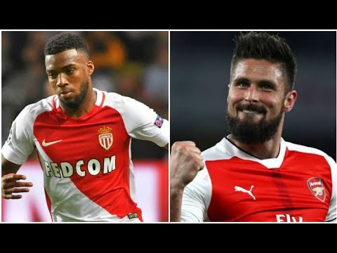 Arsenal Up Bid For Lemar & Giroud Wanted By Dortmund | AFTV Transfer Daily