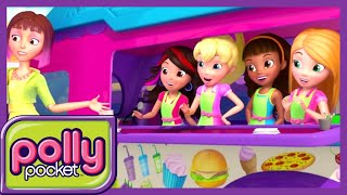 Polly Pocket full episodes | Food Truck Fancy | Fun Adventure | New Episodes | New S11 | Kids Movies