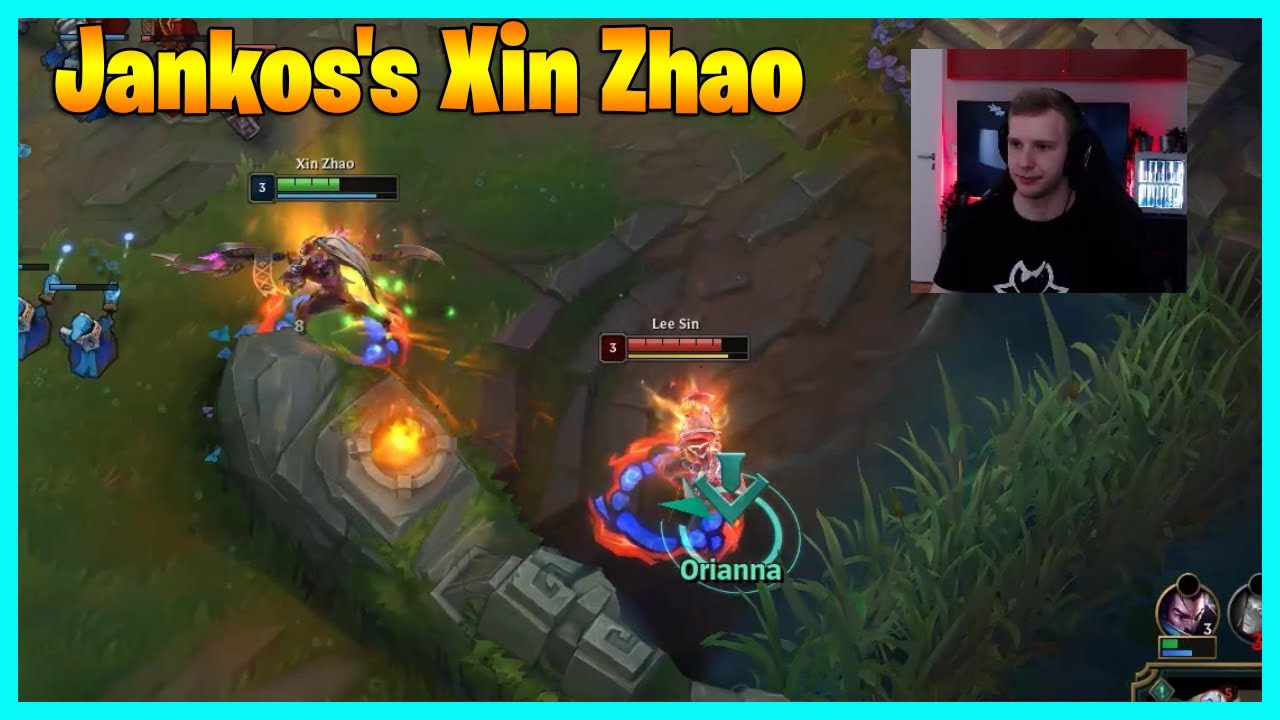 You Won't Believe Here's Jankos's Xin Zhao...LoL Daily Moments Ep 1530