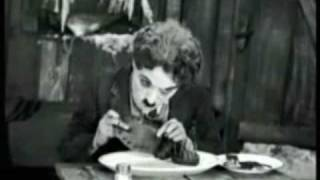 "Charles Spencer Chaplin - ""Can Can"""