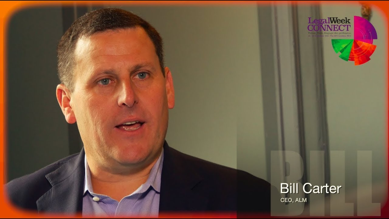 Bill Carter, CEO, ALM - The Road to Connect
