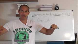 Die Geheimnisse des Muskelaufbaus und Muskelwachstums