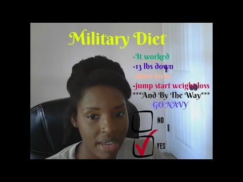 3-day-military-diet--lost-13-lbs!-it-works!