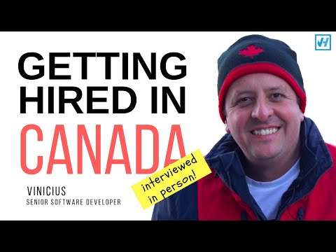 Life After Moving To Canada: How Vinicius Got Hired As A .NET Developer In Montreal!