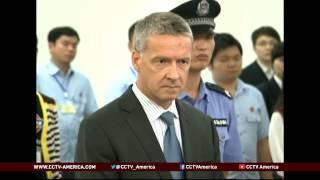 GlaxoSmithKline Found Guilty of Bribery in China thumbnail