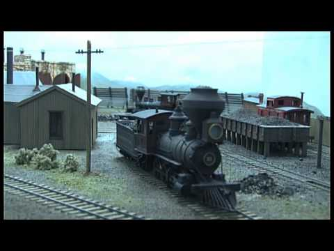 Andrew Dodge's On3 Denver, South Park & Pacific Railroad