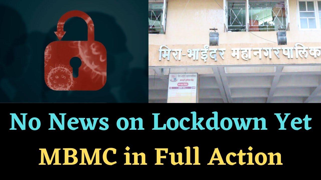 Mira Bhayandar: Lockdown Lagne Ki Koi Khabar Nahi, MBMC in Full Action