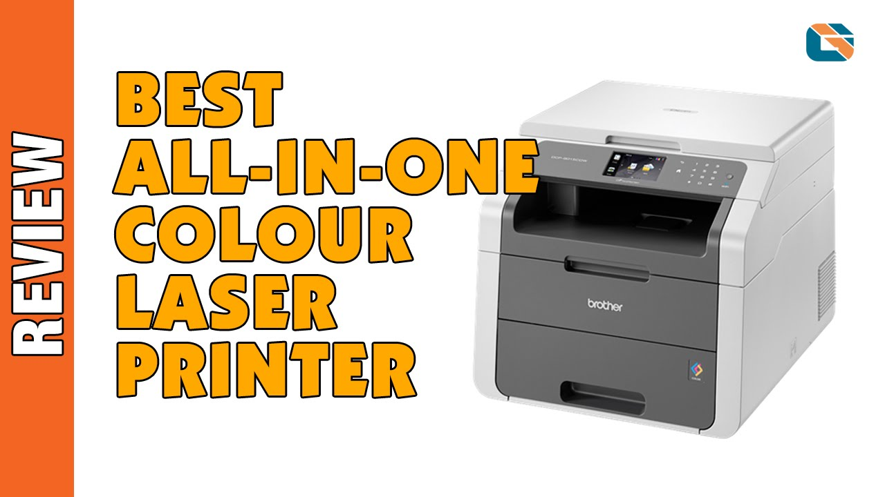Brother Dcp 9015cdw Best All In One Compact Colour Laser Printer Mfc Review Youtube