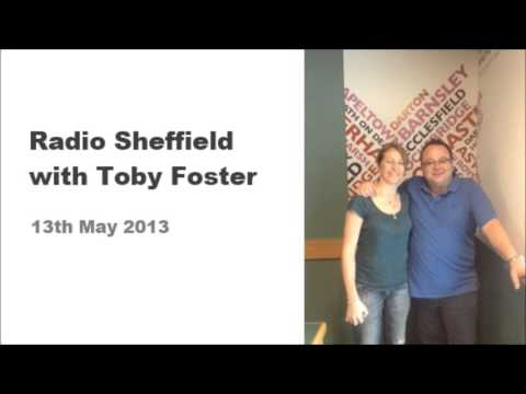 Radio Sheffield with Toby Foster 13.5.13. We are all INDIVIDUALS!
