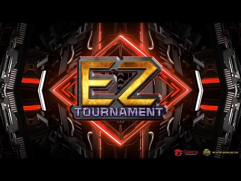 [HoN] EZ Tournament Double Elimination #R5