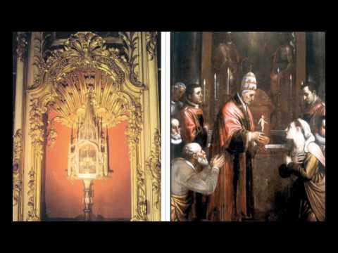 Patristic Pillars: Saint Augustine's Eucharist