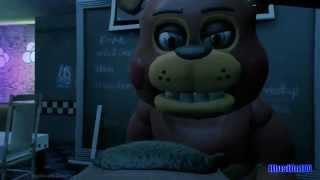 Фрэдди учитель FNAF 5 ночей с Фрэдди
