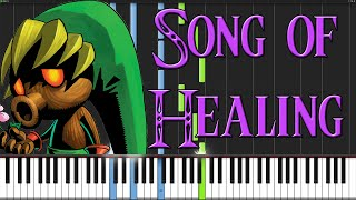 Song of Healing - The Legend of Zelda: Majora