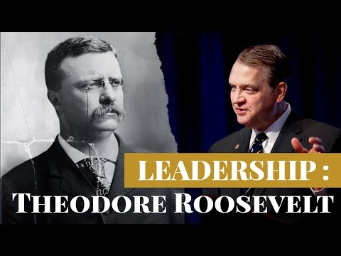 Albert Mohler: The Life and Leadership of Teddy Roosevelt
