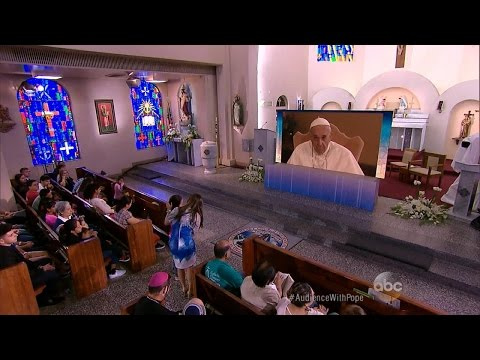 Pope Francis & the People | Moderated by David Muir | Español