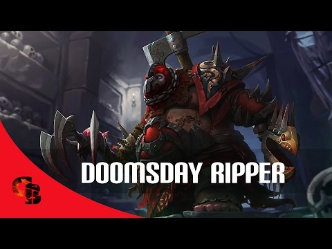 Dota 2: Store - Pudge - Doomsday Ripper