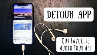 Detour App | Our Favorite Audio Tour App + Free Tours Until 5/31/2018