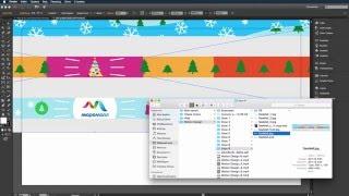Основы работы в Adobe Illustrator (часть 1 - обзорное занятие, первые фигуры и полезные команды)