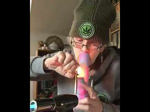 Old woman smoking weed !!!! from YouTube · Duration:  40 seconds