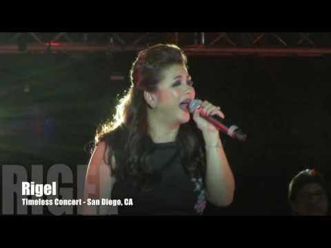 REGINE VELASQUEZ - Babalik Ka Rin (Timeless US Concert Tour 2016 - San Diego)