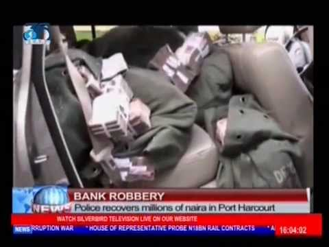 Bank Robbery: Police Recovers Millions of Naira in Port Harcourt