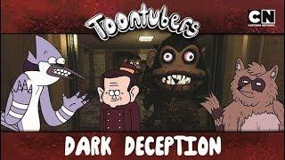 ¡El Mono Recepcionista me persigue! | Toontubers | Cartoon Network