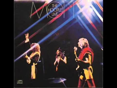 Mott The Hoople - All The Young Dudes (Live 1974)