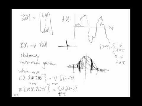 Continuous-time Kalman Filter (Dr. Jake Abbott, University of Utah)