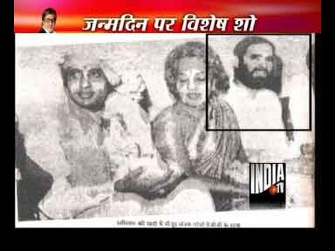 Watch Untold Story of Amitabh Bachchan and Struggle in Bollywood (Part 3) - India TV