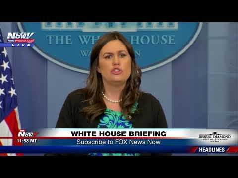White House Briefing After Confirmed Trump North Korea Meeting