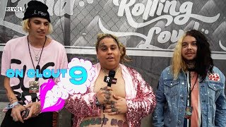 Fat Nick, Smokeasac, and Teddy rank Strip Clubs, Lil Peep, and Tattoos | On Clout 9