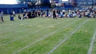 Queens Drive Infant School Sports Day 2014 Part 1