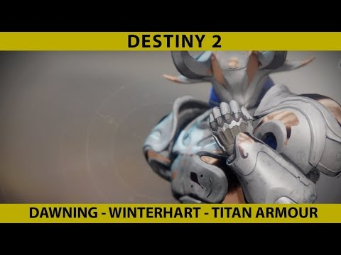 destiny 2 titan and warlock dawning