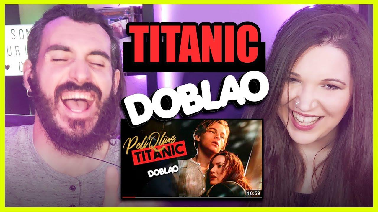 👉 Españoles REACCIONAN a TITANIC del DOBLAO | Somos Curiosos