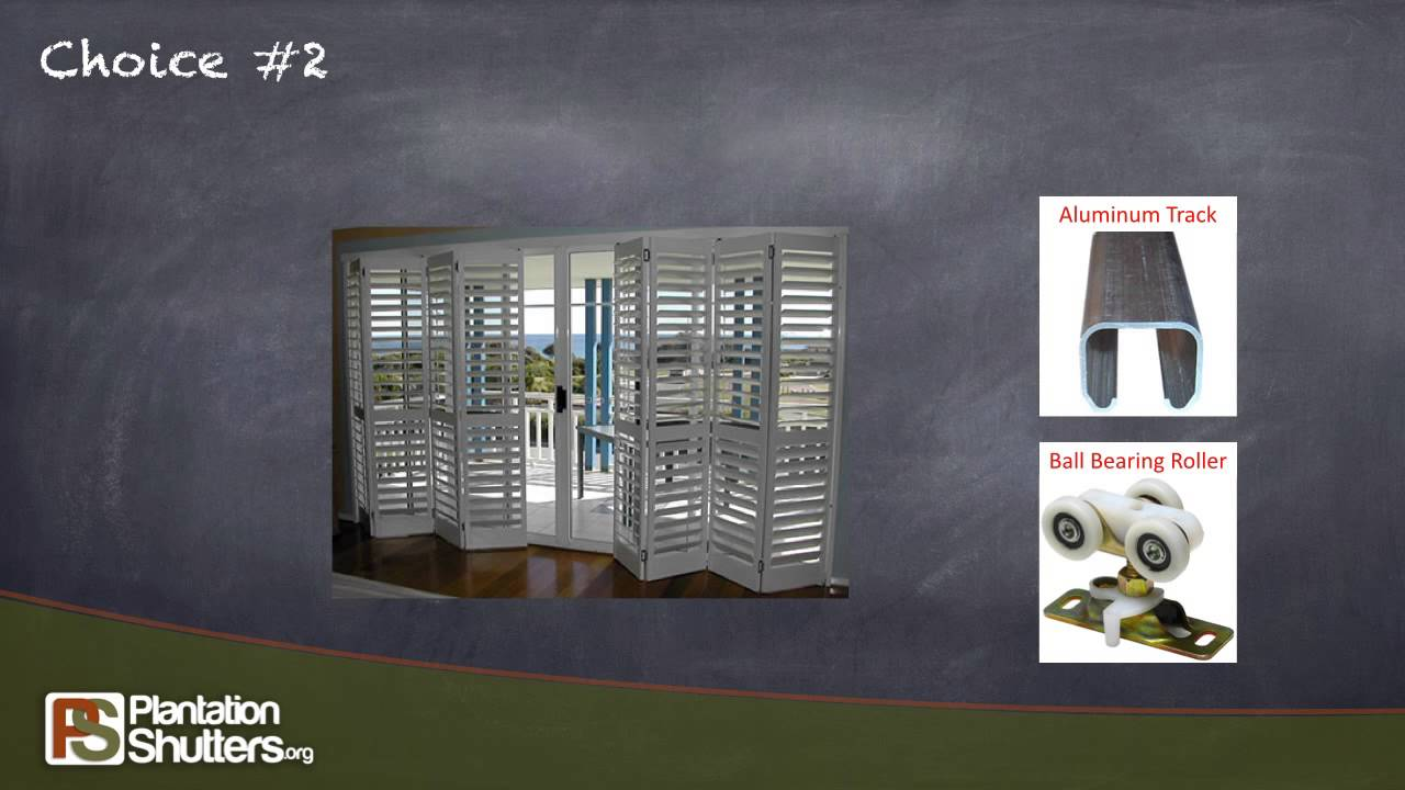Sliding Glass Door Shutters Info By Plantation Shutters