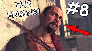 *ENDING* The Most Intense Fight Scene! - Dying Light Part #8 Final Fight (Defeating Rais)